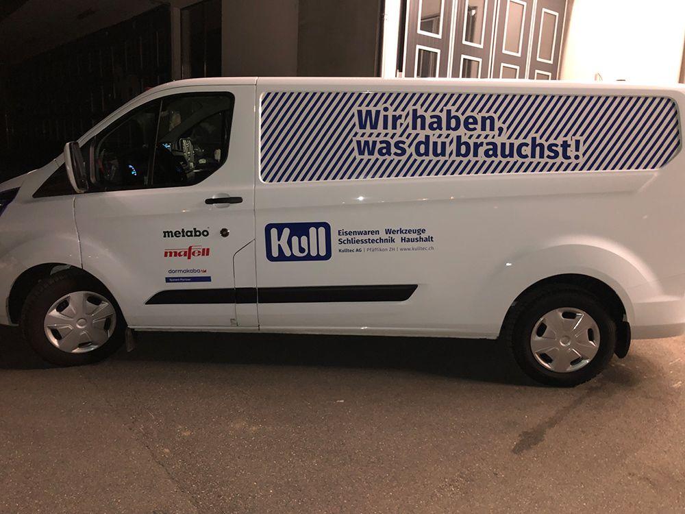Autobeschriftung - Kulltec AG