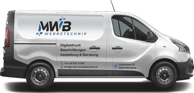 MWB Werbetechnik - Autobeschriftung